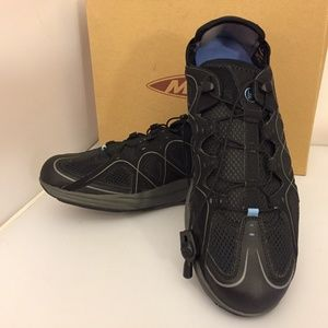 MBT ZALIKA Black Walking Sneakers Shoes 11M 42 EUR